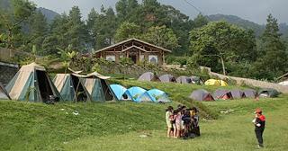 Camping Ground di Ciburial Puncak