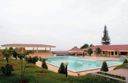 Tempat Outbound  Sentul Villa bukit Hambalang
