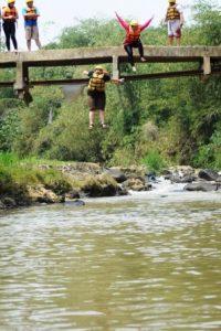Rafting Bogor, Cisadane