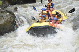 Rute Menuju Lokasi Rafting Cisadane.